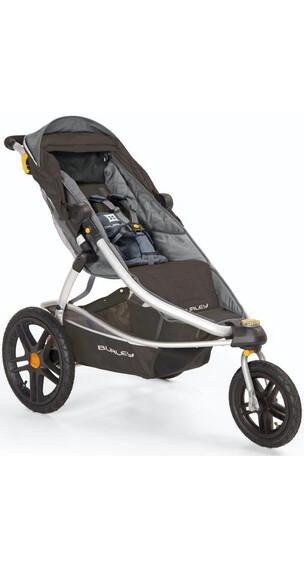 Burley Solstice barnvagnar grå/svart